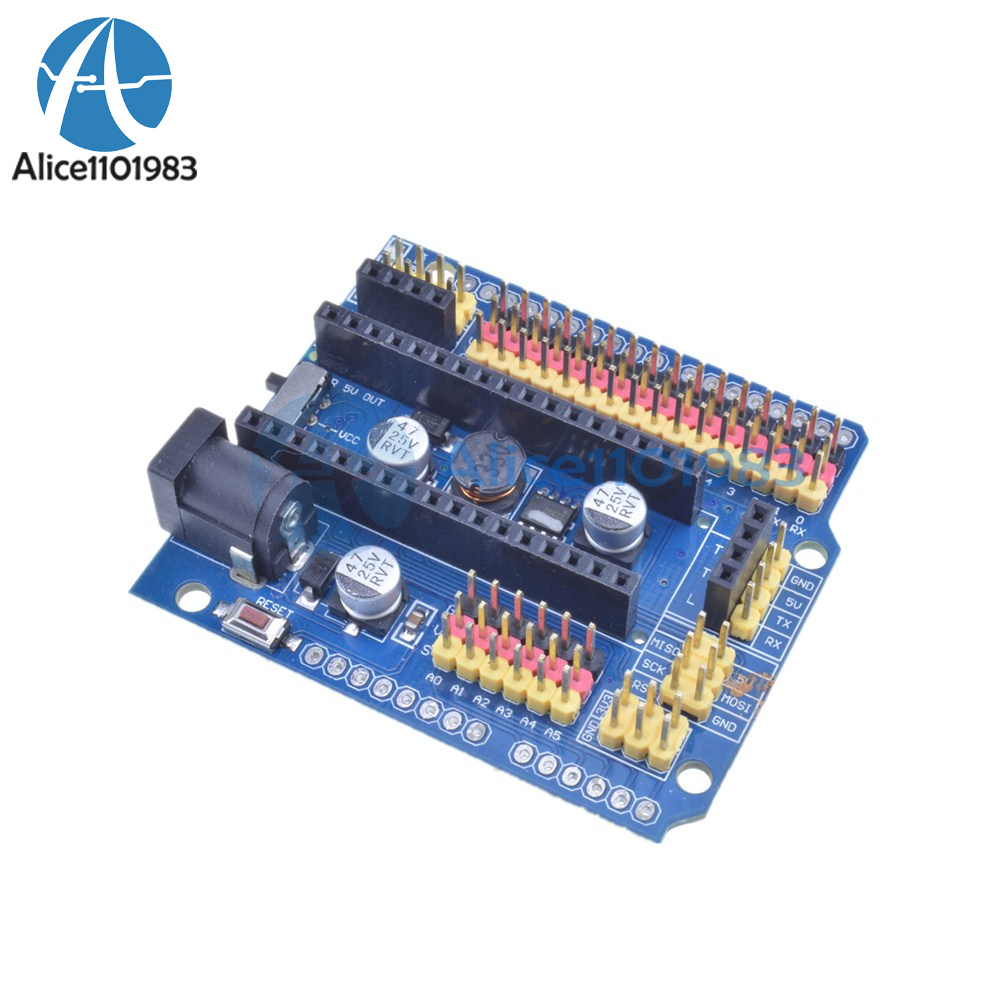 For arduino nano v i o expansion board micro sensor