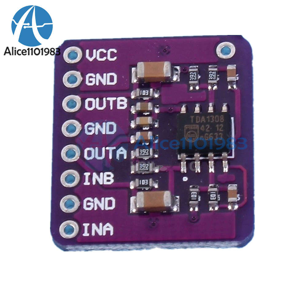 Schematic Tda1308 Class Ab Stereo Headphone Driver Audio 18w Amplifier Circuit Using Ha13118