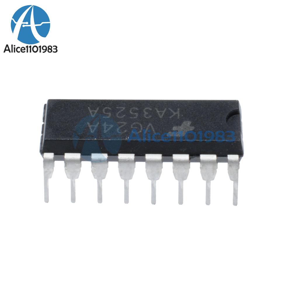 10pcs KA3525A KA3525 DIP16 DIP-16 FAIRCHILD SMPS CONTROLLER IC
