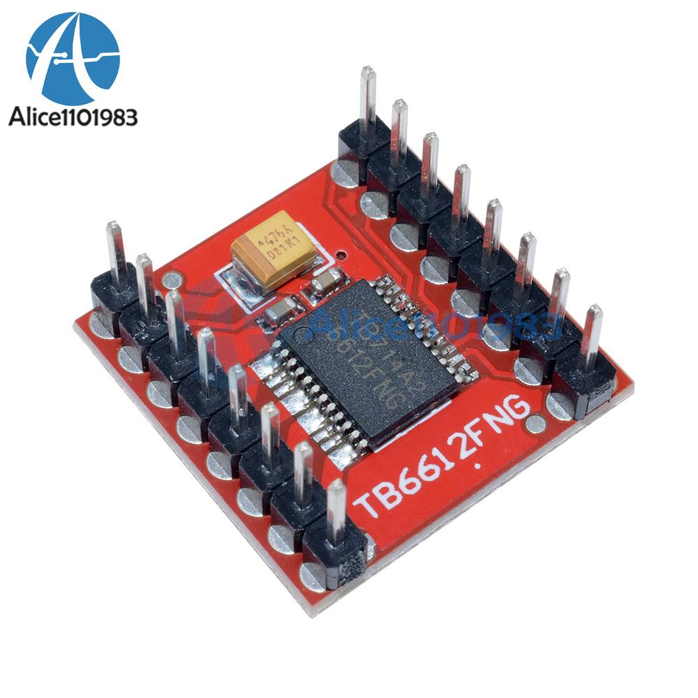 2pcs dual dc stepper motor drive controller board module for Dc motor servo controller