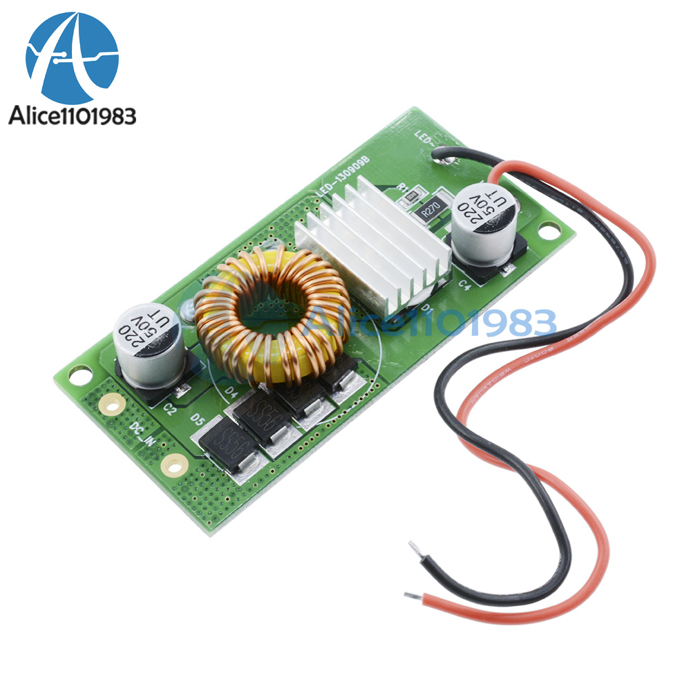 50W High Power LED Driver DC12-24V Supply Constant Current LED Chips Light Lamp