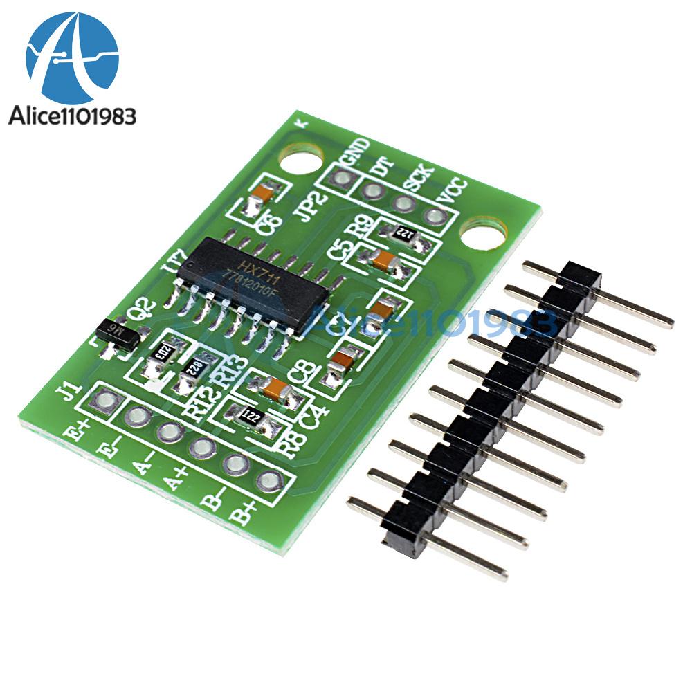 Weighing Sensor AD Module Dual-channel 24-bit A//D Conversion HX711 Shieding CA N