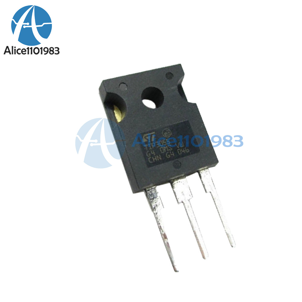 ST Transistor TIP120 Darlington TO-220 Par 1,2,5 ou 10pcs NPN 60V 5A