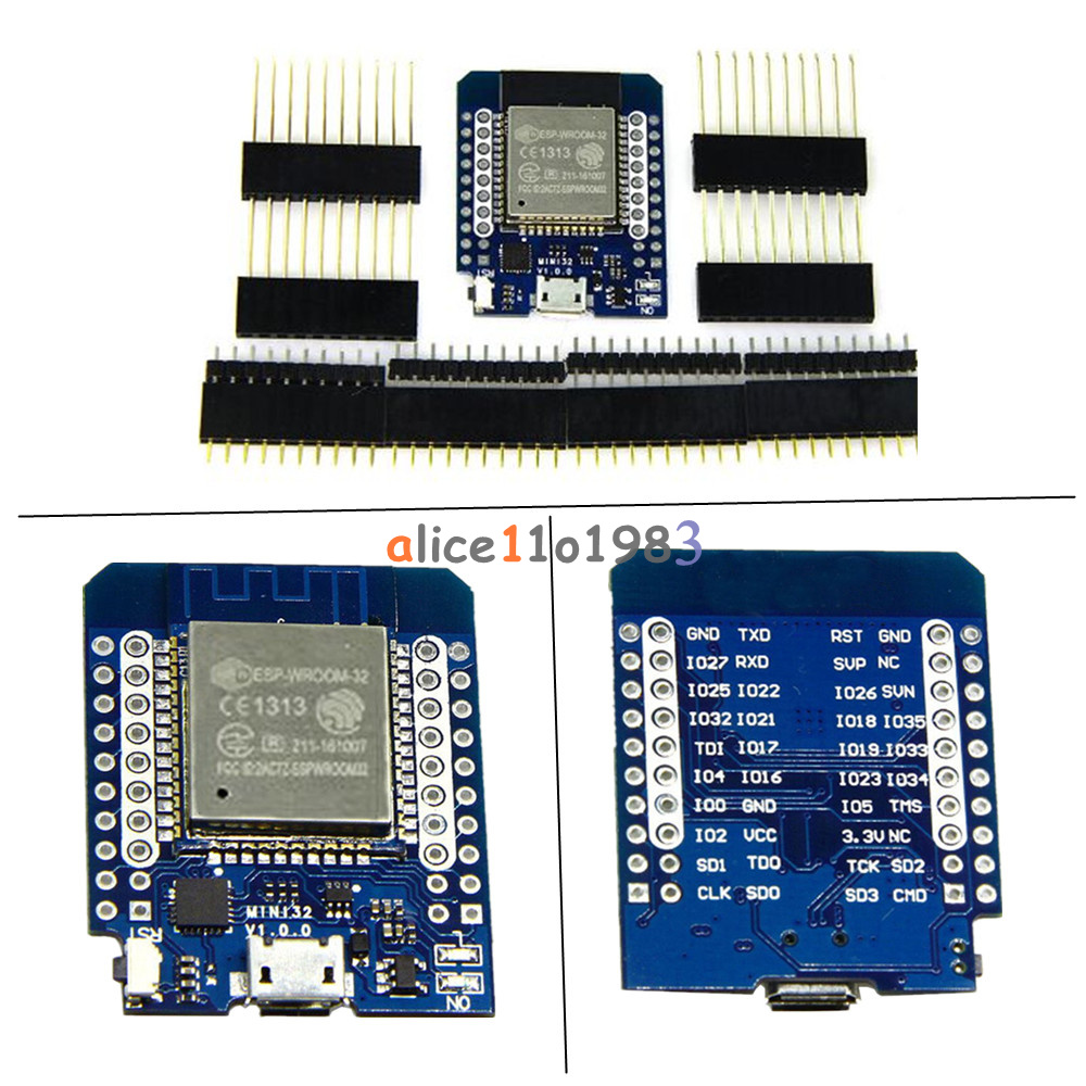 Ttgo mini wemos d esp wifi development bluetooth