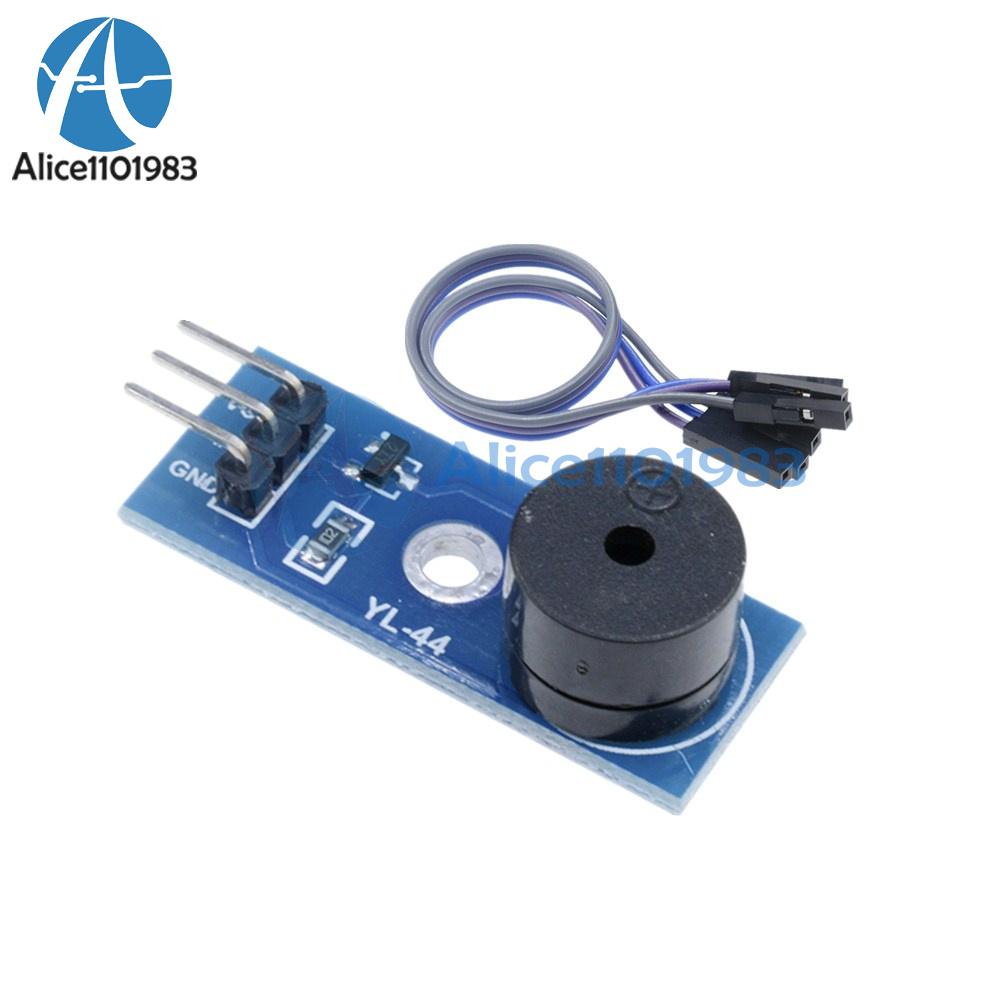 2X Active Buzzer Alarm Module Sensor Beep for arduino smart car NEW