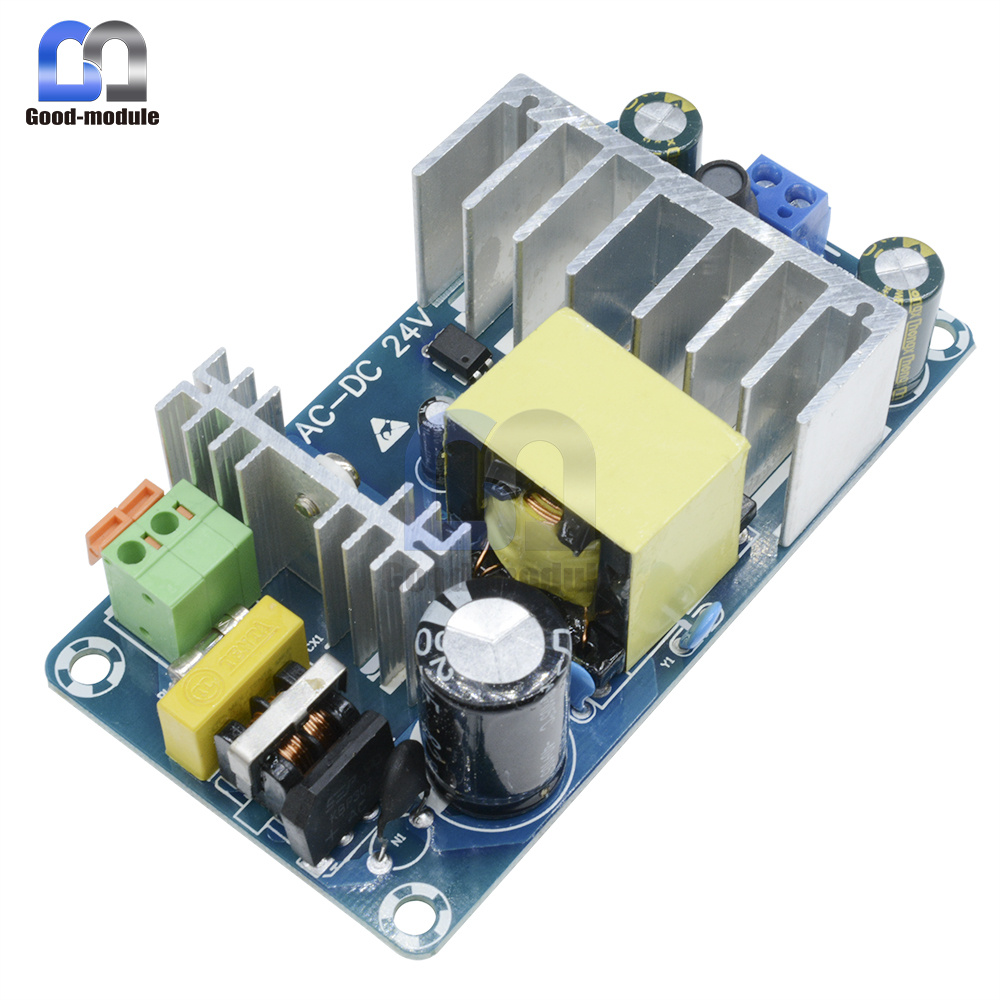 4a To 6a 24v 50hz 60hz 100w Switching Power Supply Board Ac Dc Circuit Smps Tablet Module