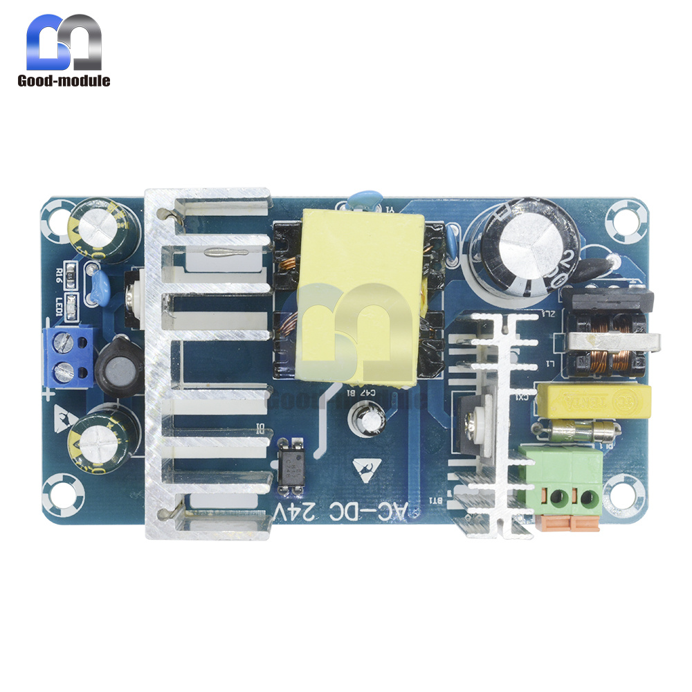 4a To 6a 24v 50hz 60hz 100w Switching Power Supply Board Ac Dc Circuit Smps Tablet Module Description Modelxk 2412 24 Protection Overvoltage Overcurrent
