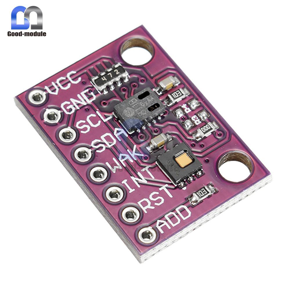 CJMCU-8128 CCS811+HDC1080+BMP280 CO2 Temperature Humidity Gas Pressure Modul NEU