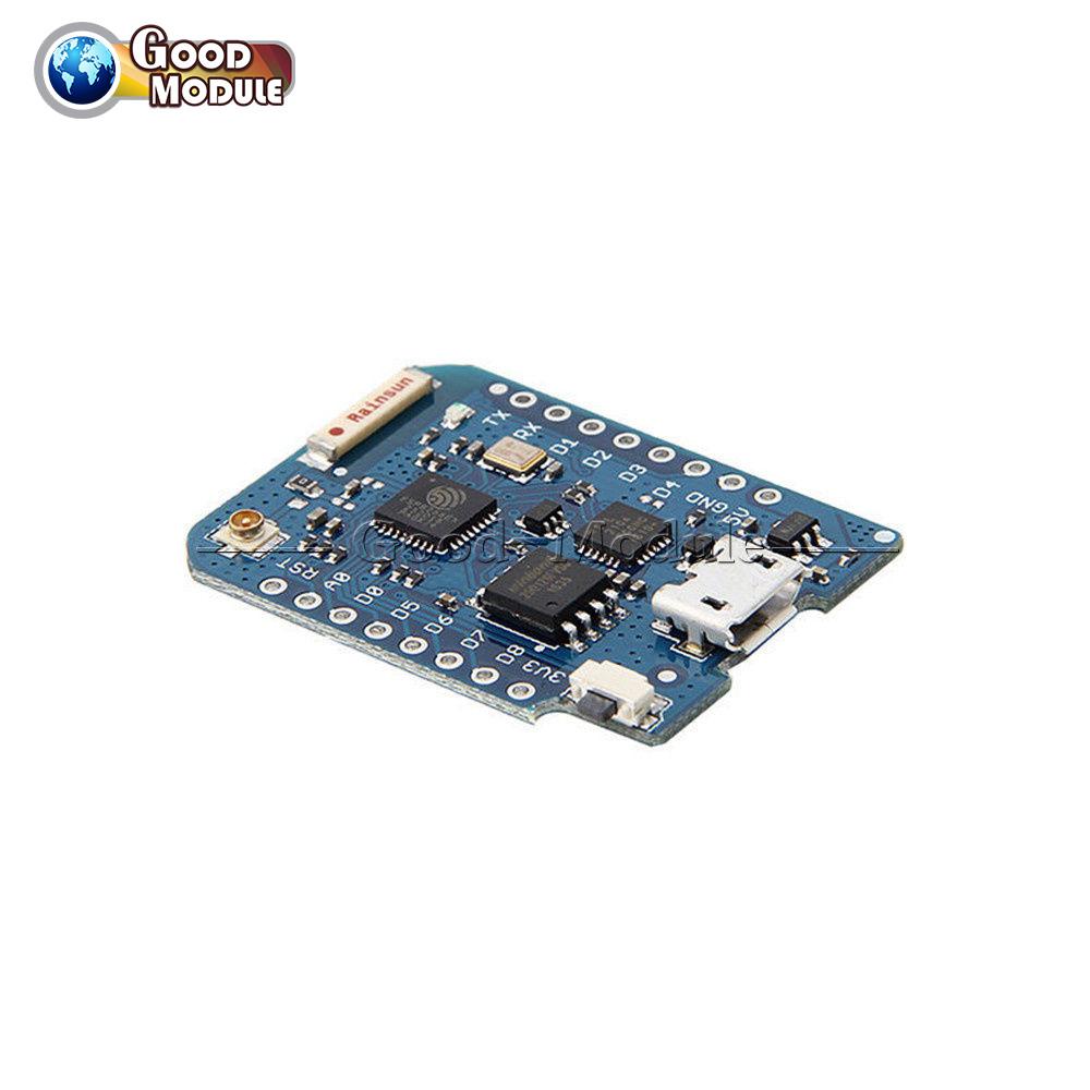 Wemos d mini pro mb esp ex for arduino