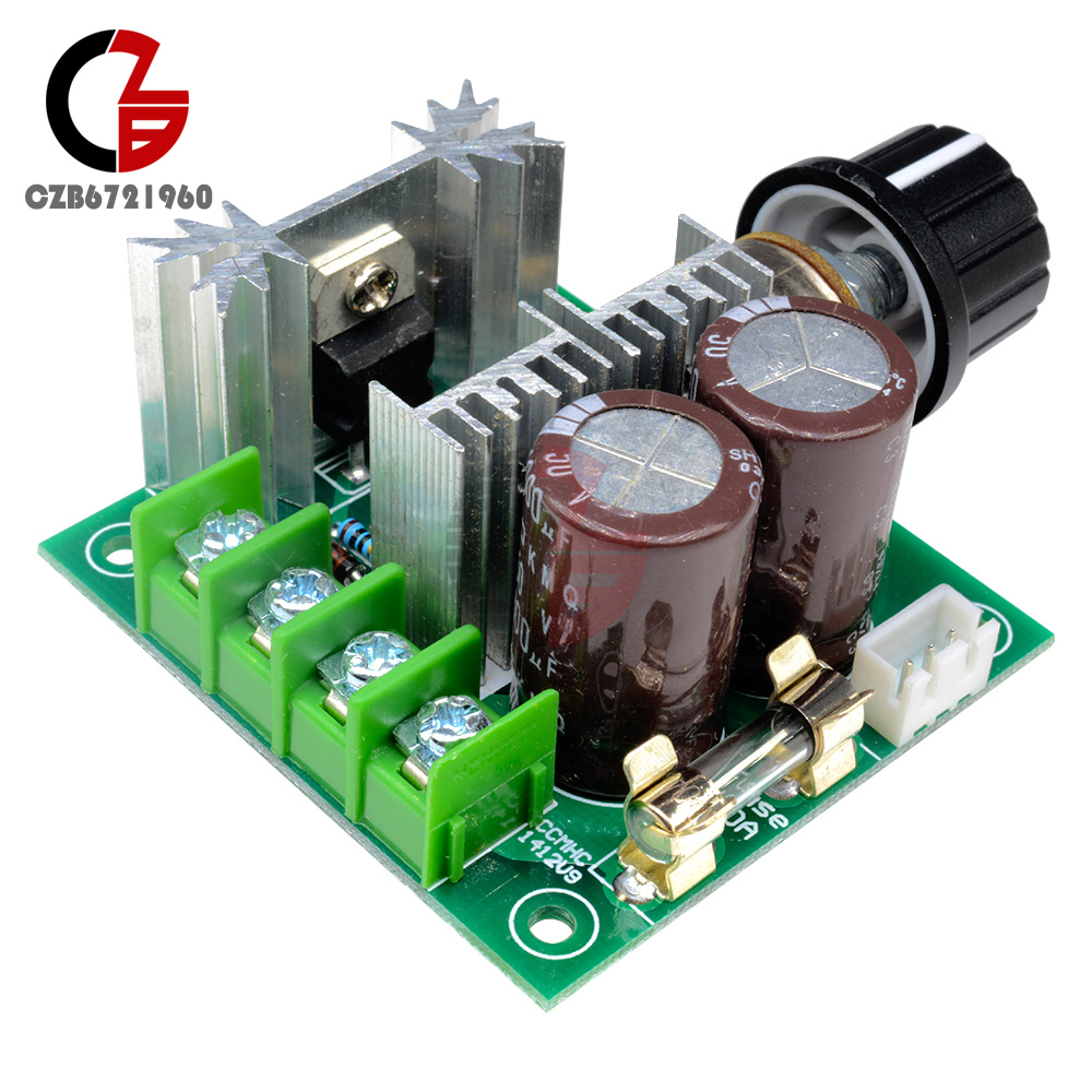 12v 40v 10a Pwm Dc Motor Speed Control 13khz Pulse Width Modulation Of Using In This Switch Ccmhc