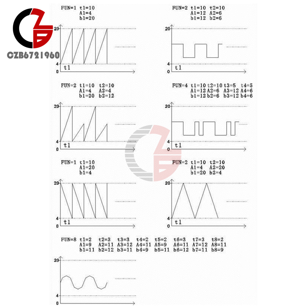 Two Wire 420ma Plc Signal Generator Current Transducer Test Lcd Light Wiring Diagram With Backlight 2 9 Programmable Output Can Simulate The Actual Environment Of Dynamic Testing Each Section Be Set Up T Running Time A