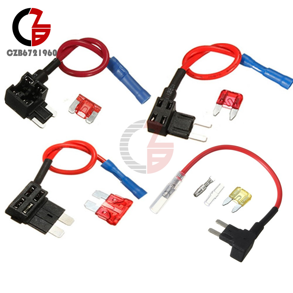 12v 10a tap adapter acs add a circuit fuse micro mini standard blade Plug Fuse Adapters details about 12v 10a tap adapter acs add a circuit fuse micro mini standard blade fuse holder