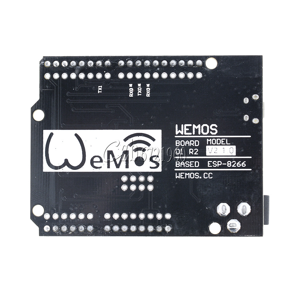 Wemos d r v new version wifi esp nodemcu