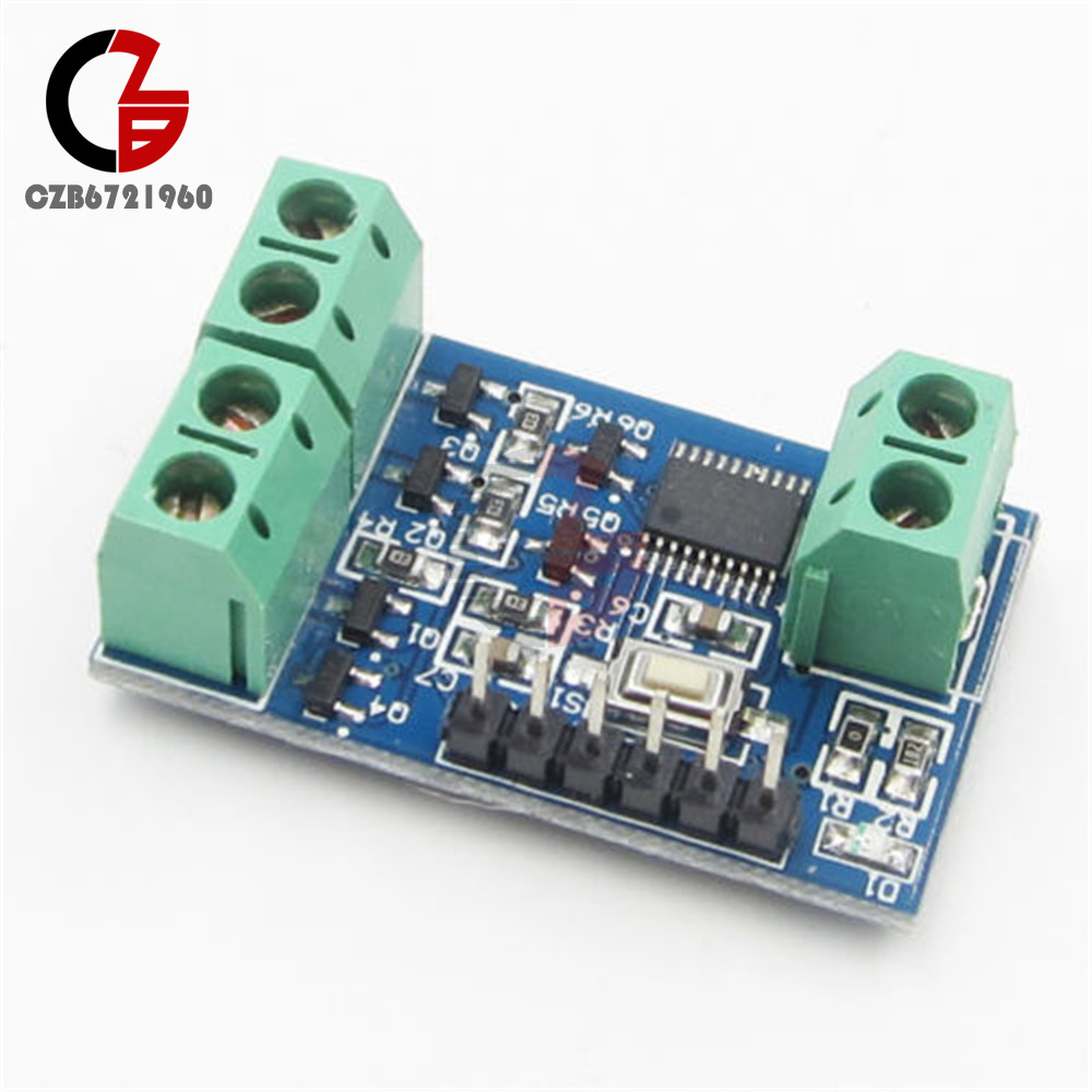 Rgb Led Strip Driver Module 33 5v Three Way Mosfet Shield For Tri Color Circuit Controller 2 Onboard Respectively To Control Lights 3 The Power And Reset Button