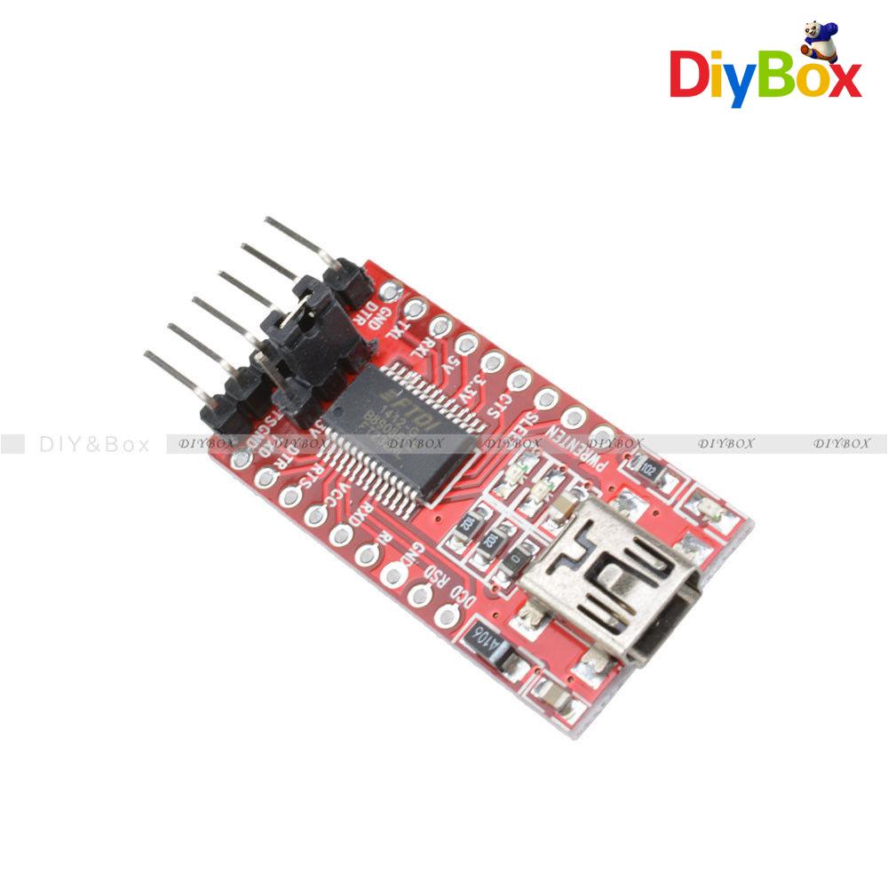 Ft rl v ftdi serials adapter module mini usb