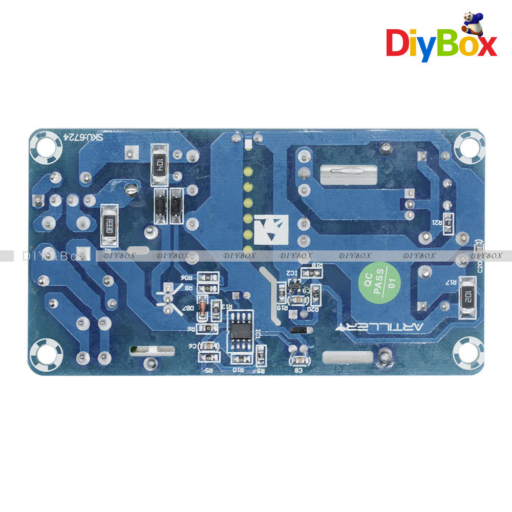Xk 2412 24 Ac 85 265v To Dc 24v 4a 6a Switching Power Supply Module Smps Board Tablet Circuit 100w
