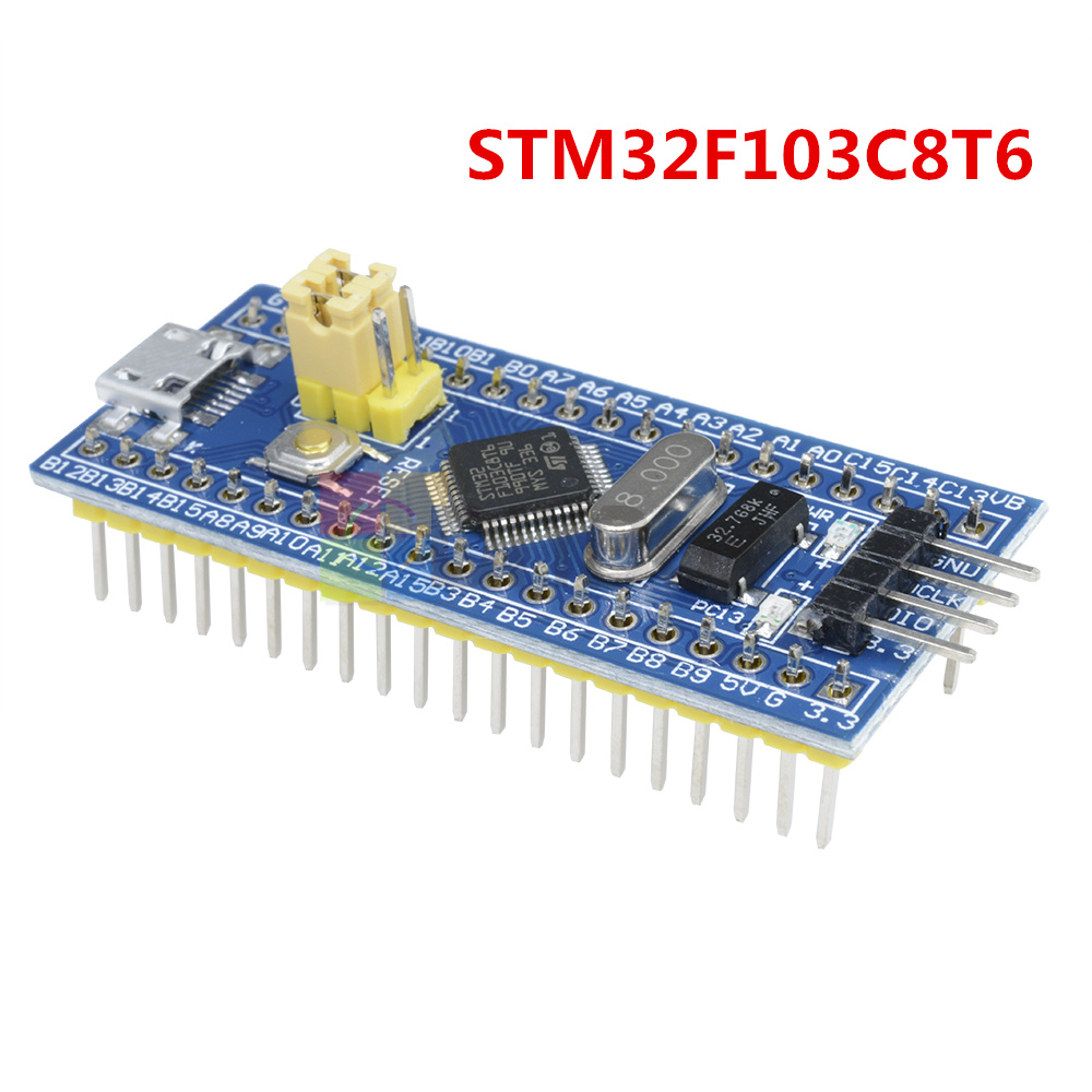 Stm f c t arm minimum system development board