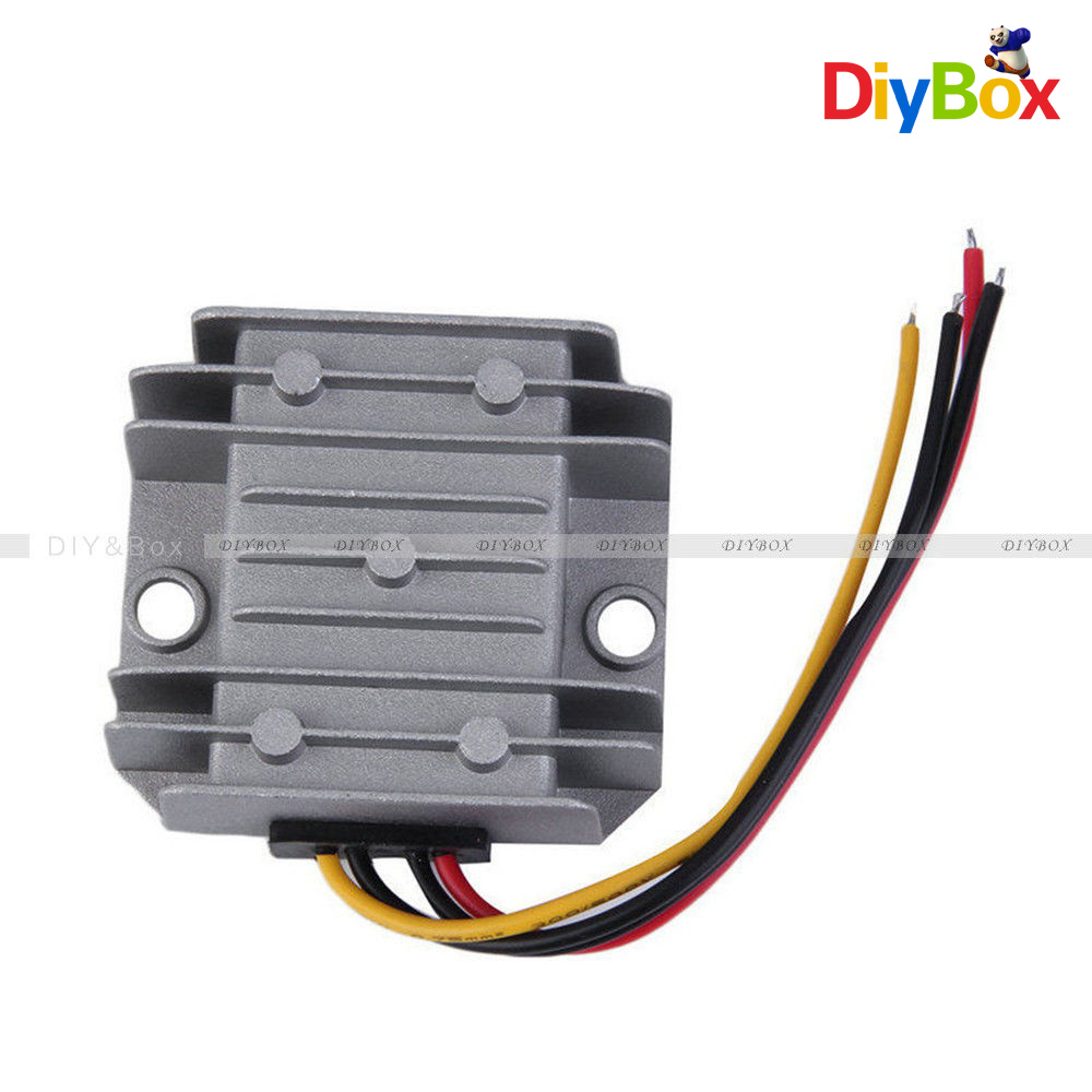 12v 24v Overload Overheat Opencircuit Shortcircuit Protection