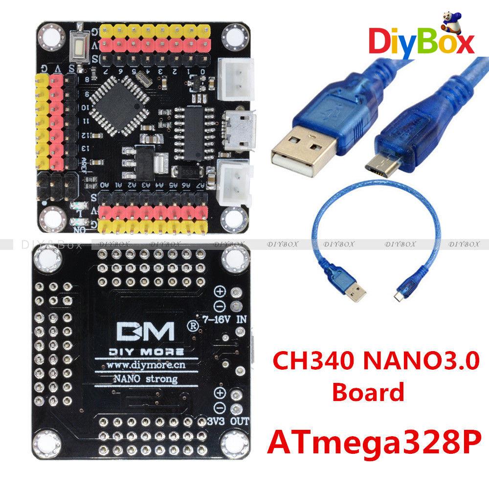 Dm strong ch g nano v atmega p mhz micro