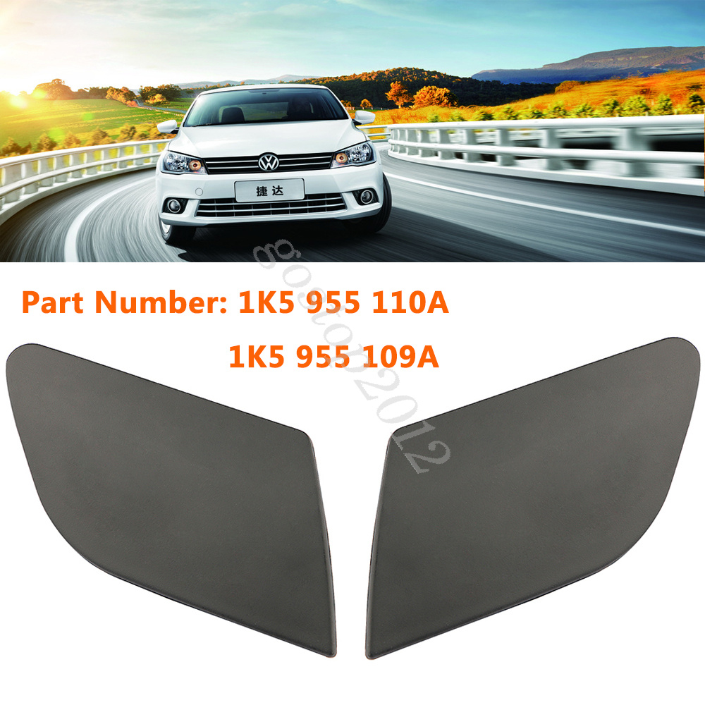 For Vw Gti Rabbit Jetta Mk5 Front Bumper Headlight Washer