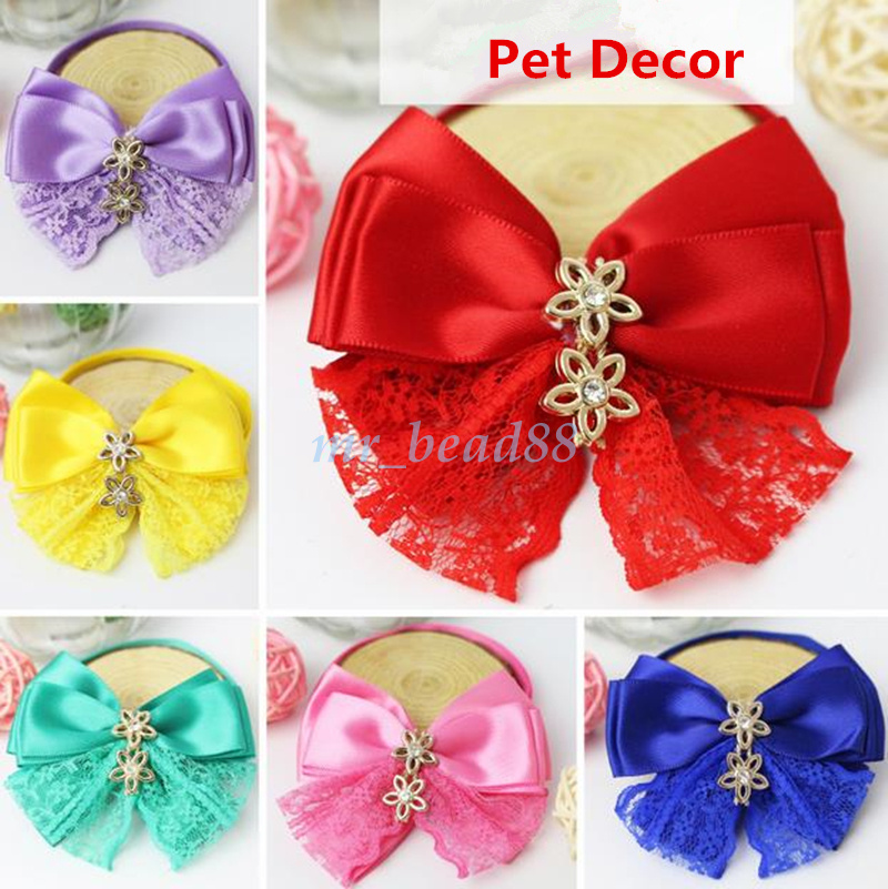 Simple Ribbon Bow Adorable Dog - 2299805807  Picture_855720  .jpg