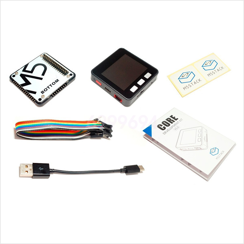 New M5Stack ESP32 Basic Development Kit Extensible Control Wifi BLE for Arduino