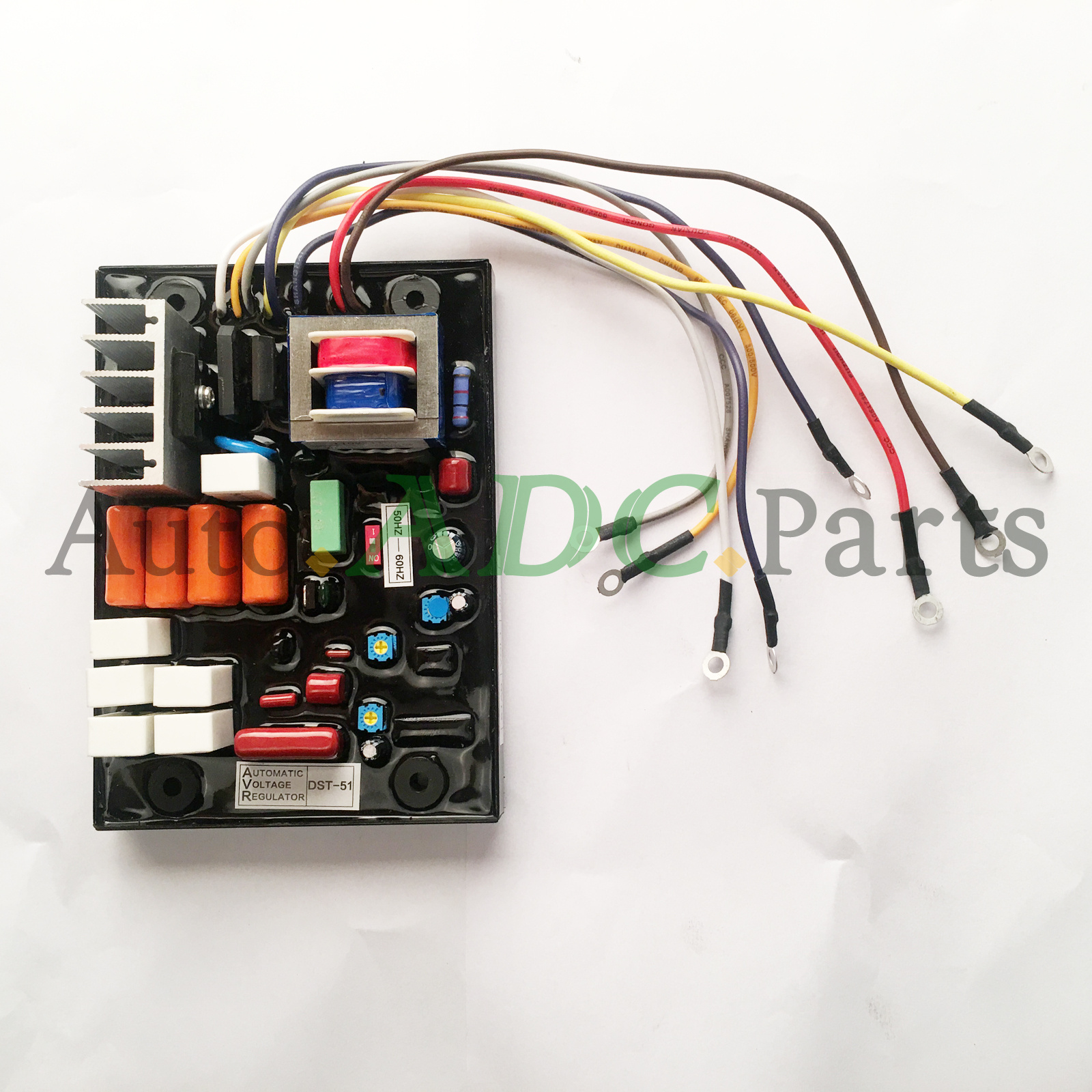 Details about DST-51-DFK AVR Voltage Regulator For Yamaha EDL13000TE on