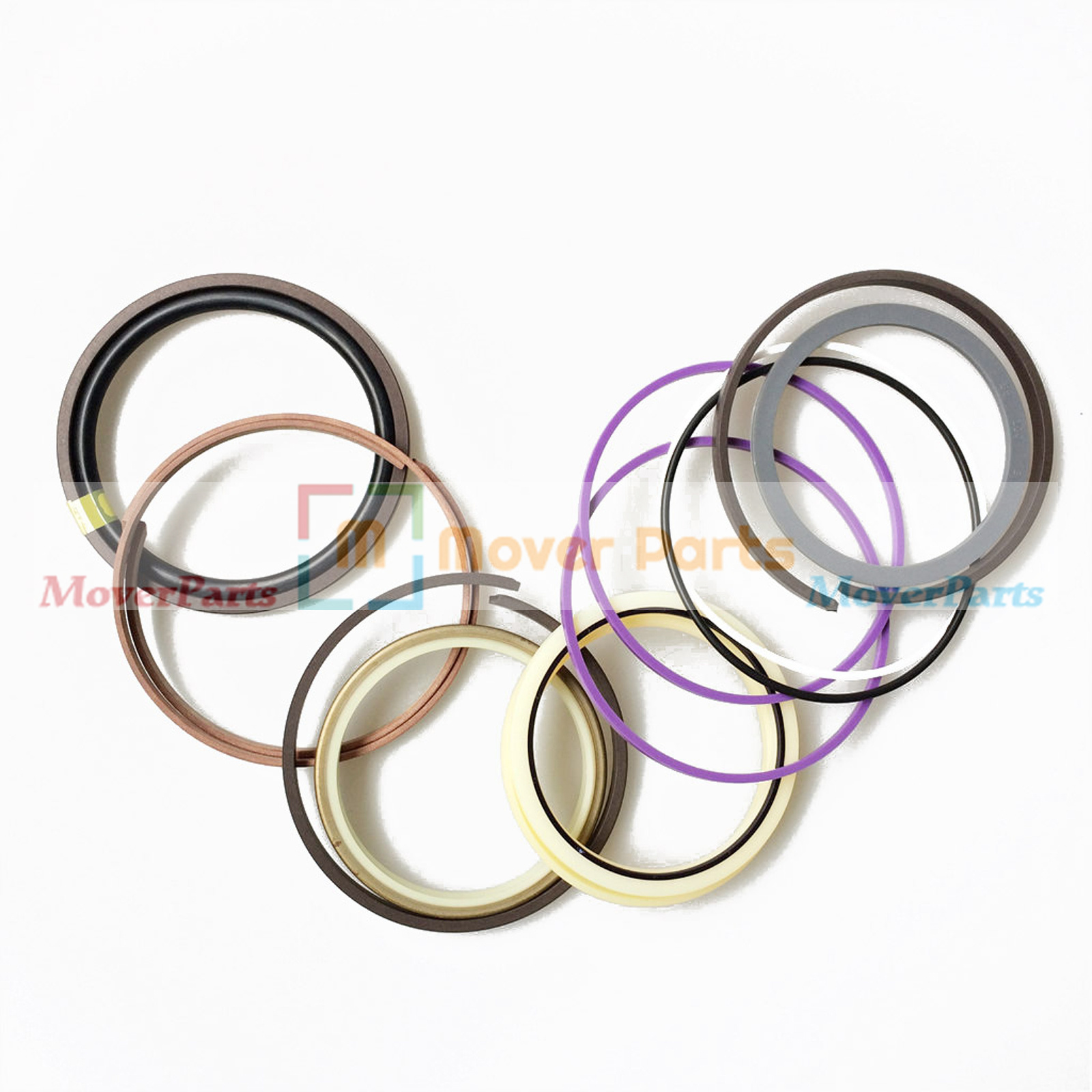 Bucket Cylinder Seal Kit 707-98-25510 for Komatsu Excavator PC40-6