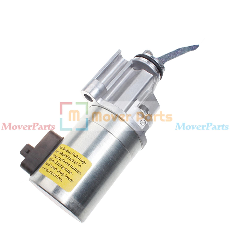 New Stop Solenoid Voe21191698 For Volvo Bl60 Bl61 Bl70 Bl70b Bl71 Sprinkler Wiring Bl71b 12v