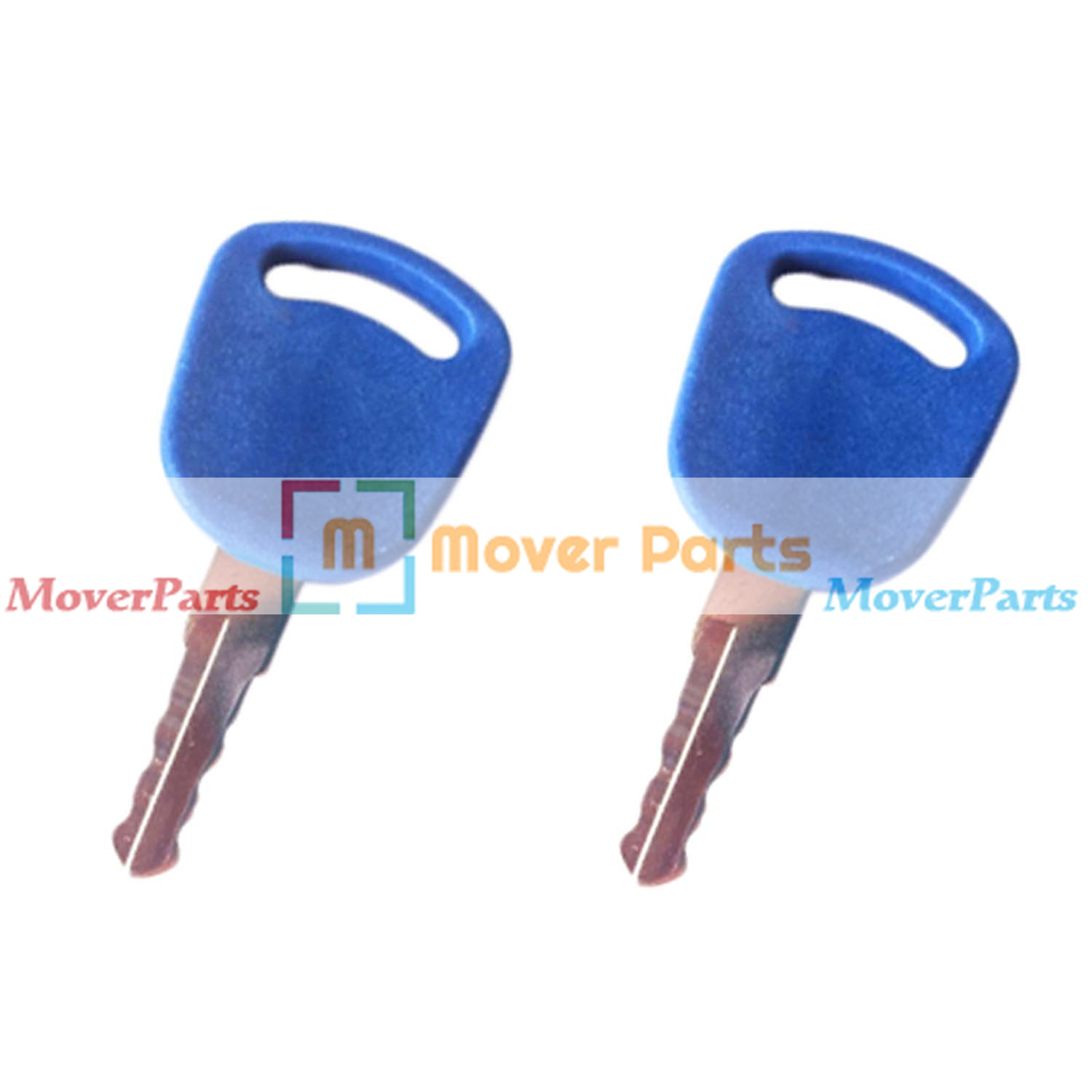 Other Heavy Equipment Parts & Accessories 2 Pcs Ignition Keys For Ford New Holland Tm120 Tm130 Tm140 Tm155 Tm175 Tm190