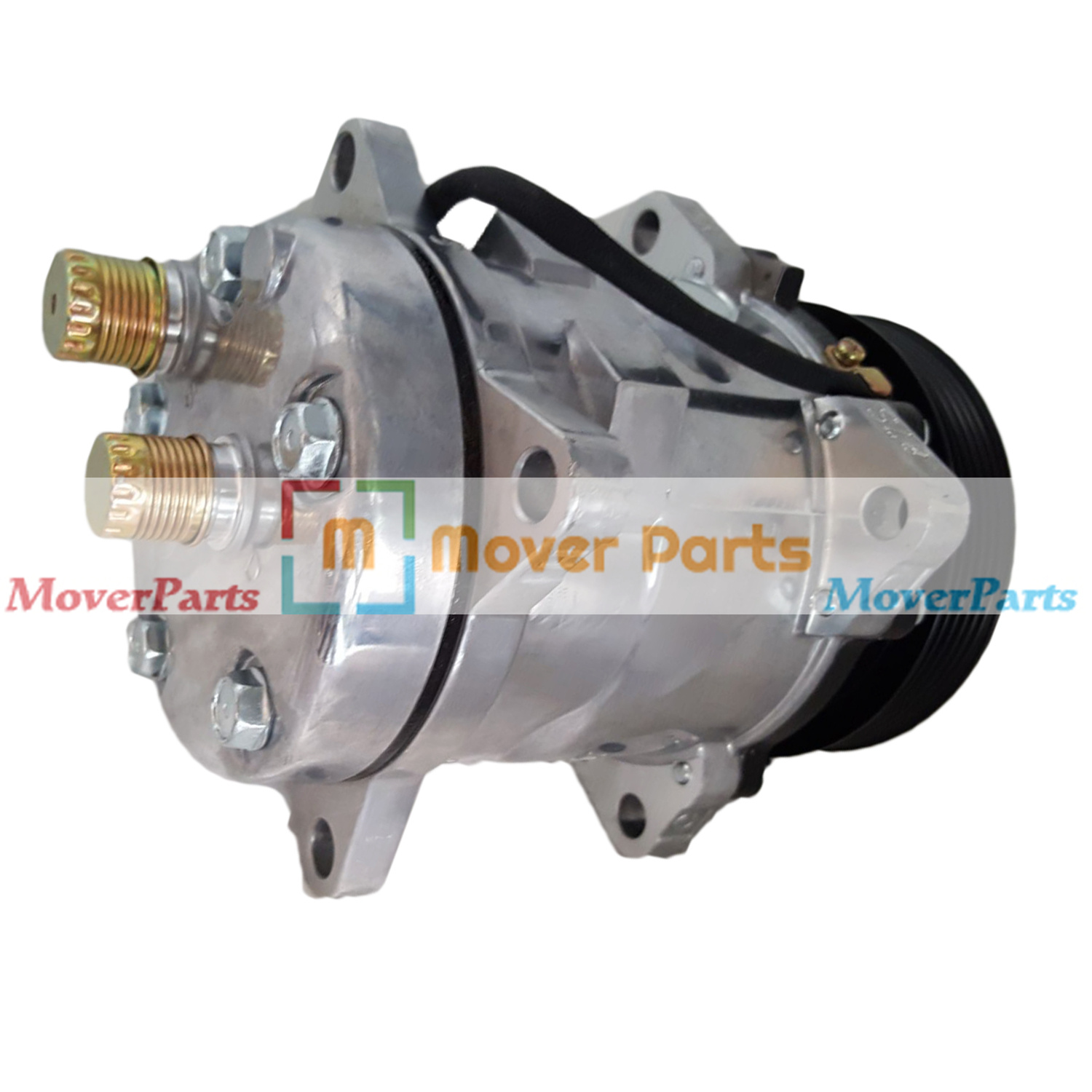 Details about Air Conditioning Compressor 7023585 for Bobcat Skid Steer  S550 S590 S595 S650