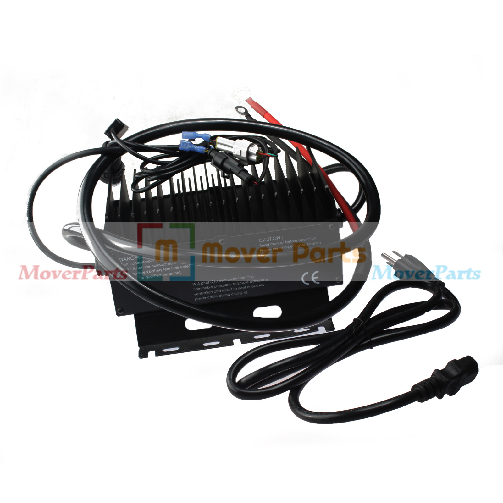 New 24V 25A Battery Charger 70789 for Marklift Scissor Lift