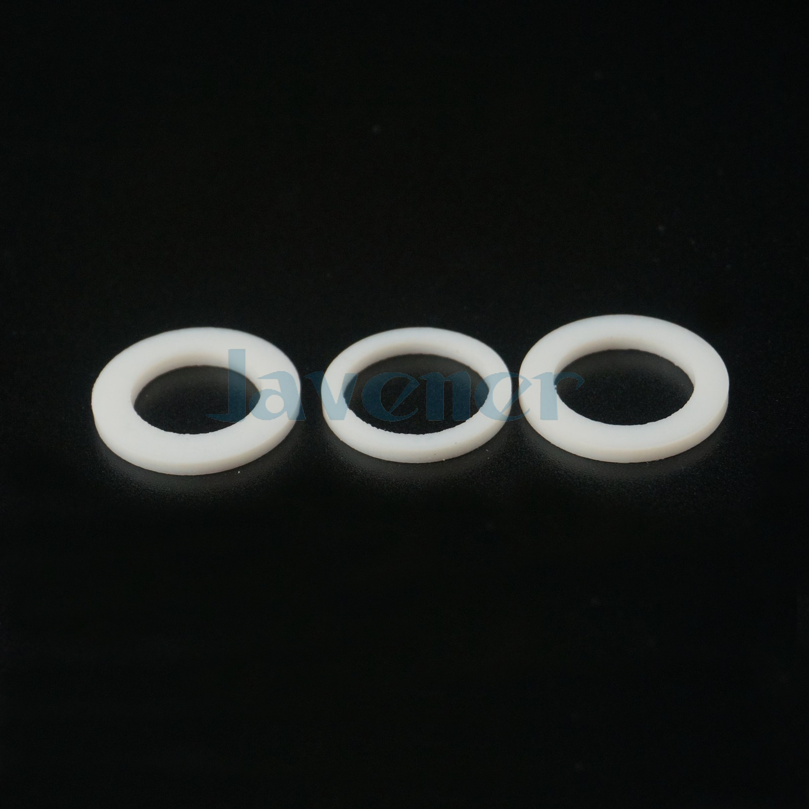 20pcs 10x14x2mm 6x14x2mm 8x14x2mm PTFE Washer Gasket Sealing Spacer 4Mpa