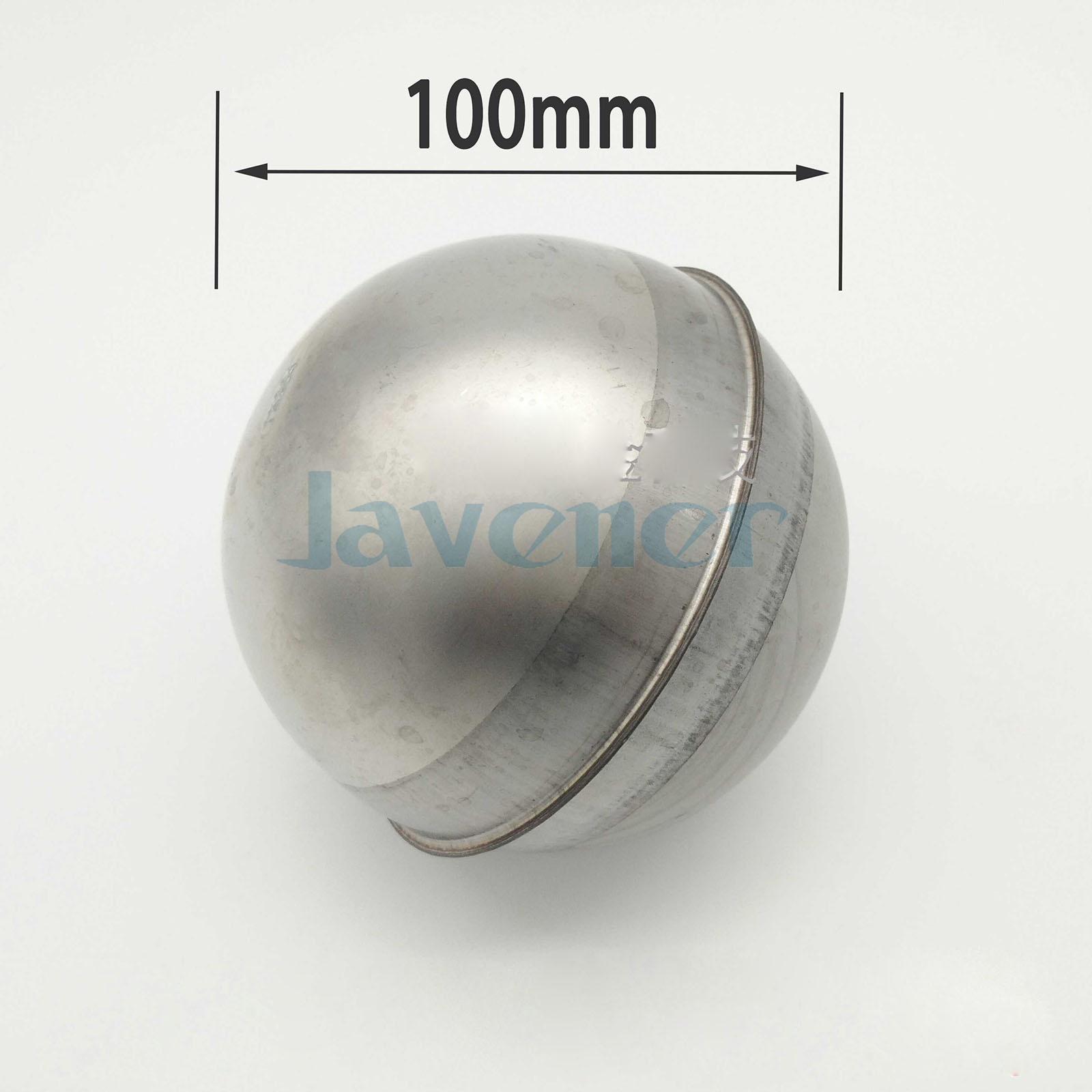 """1//2/""""BSP Brass 20//40//60mm Valve 304 Stainless Float Ball Water Tank Food Grade"""