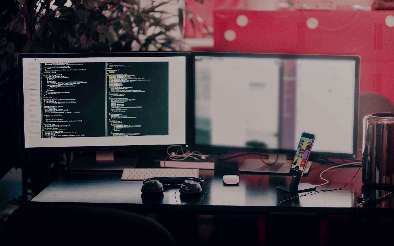 application management banner
