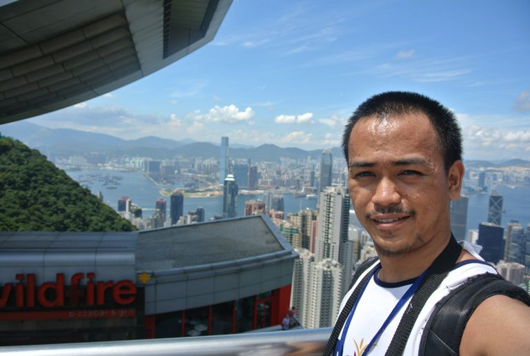 At The Peak, Hong Kong SAR