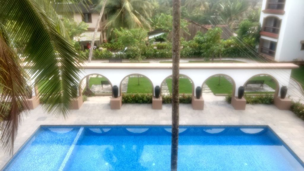 3BHK Pool View Apartmen