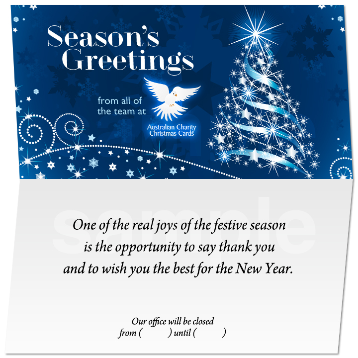 Holiday greeting for businesses nurufunicaasl christmas e cards m4hsunfo