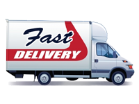 FAST DELIVERY ASSURED