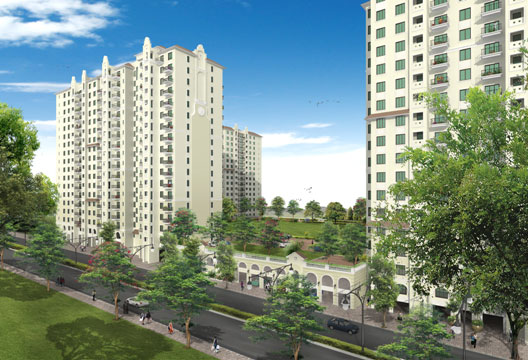 Dlf Westend Heights New Town