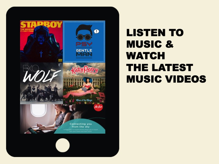 watch music videos without wifi