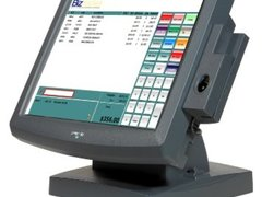 Anecomplete pos cash register system w software 15 touchscreen scanner cash drawer 7687289