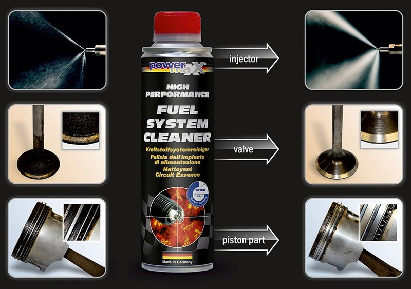 Fuel system cleaner2