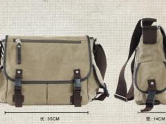 MILANDO Messenger Sling Bag