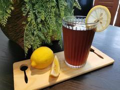 Free Lemon Lime Tea !!