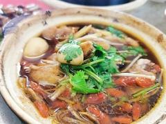 Jinjang美食中心的大耳仔面档 👂🏻