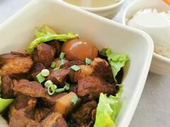 猪脚醋套餐 Vinegar Pork Trotters Set Meal
