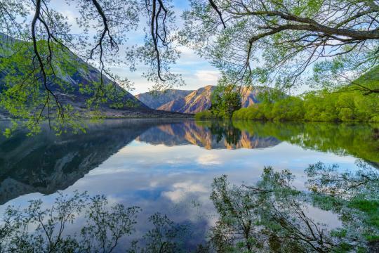 Lake Pearson (DOC campsite)