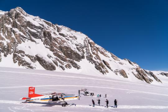 Mt Cook Ski and Heli Scenic Flight