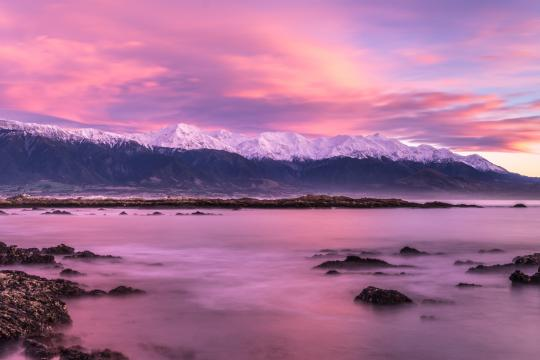 Day 1: Christchurch to Kaikoura